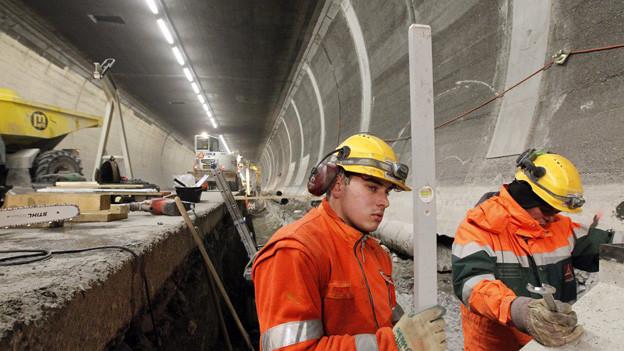 Die Bauarbeiten am Cityring Luzern sind fertig.