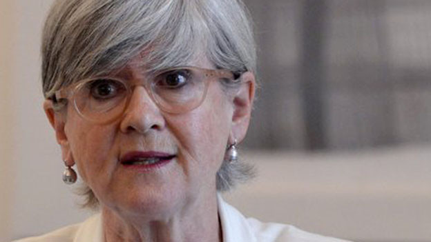 Die Luzerner Justiz- und Sicherheitsdirektorin Yvonne Schärli.