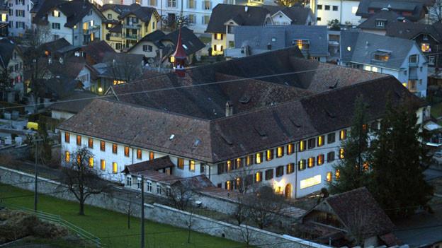 Therametrics hat seinen Sitz im Kloster Stans