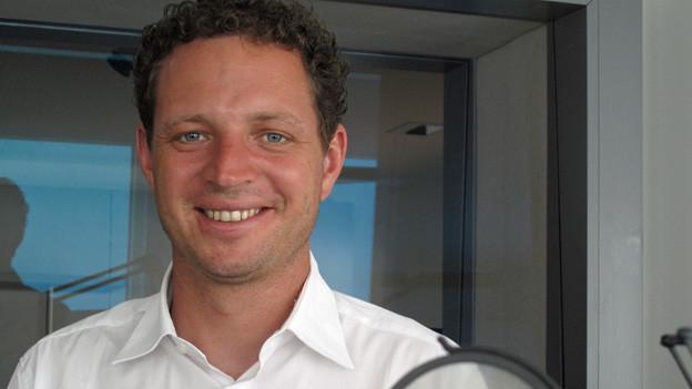 Samuel Vörös übernimmt ab 2014 einen Gastrobetrieb in Luzern.