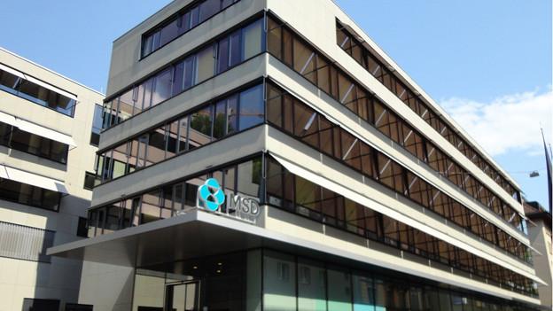 MSD Bleibt in Luzern.