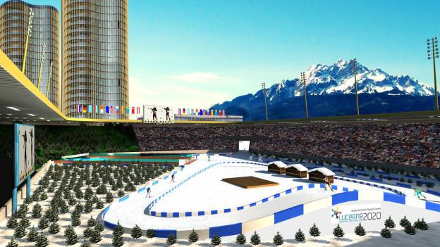 Aus der Traum: In Luzern gibt es 2020 keine olympsichen Jugend-Winterspiele.