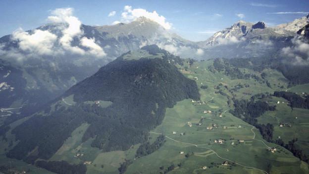 Wellenberg oder Welenberg - Nidwalden will die Schreibweise von Flurnamen neu überarbeiten