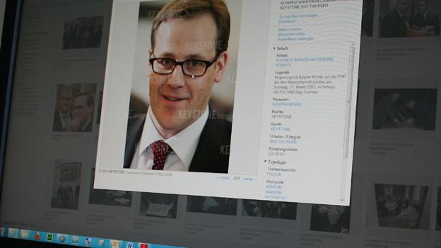 Finanzdirektor Michel will beim Datenschutz nicht sparen.