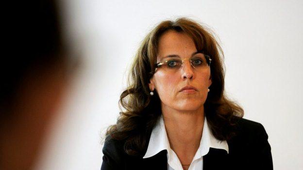 Hört nächstes Jahr auf: Die Obwaldner Regierungsrätin Esther Gasser.