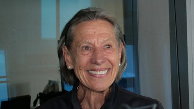 Ursula Jones hat die Entwicklung des Lucerne Festivals seit der ersten Stunde miterlebt.