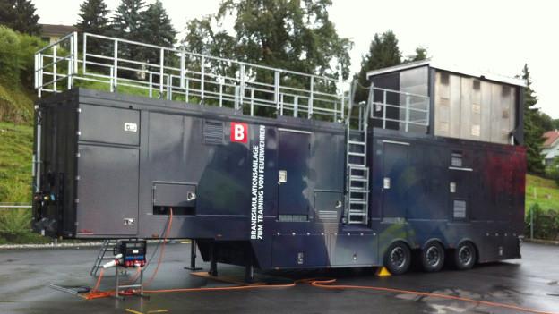 Die Luzerner Feuerwehren wollen High-Tech-Ausbildung bieten.