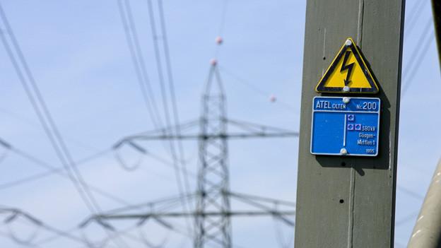 Ein grosser Stromausfall bedeutet ein Sicherheitsrisiko für Luzern