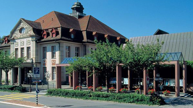 Das Theater Casino in Zug bekommt weniger Geld.