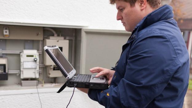 Fast 16 Millionen solcher intelligenter Zähler kann Landis+Gyr in Grossbritannien ausliefern.