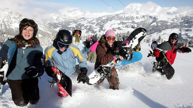 Im nationalen Schneesport-Zentrum sollen auch Lager für Kinder stattfinden.
