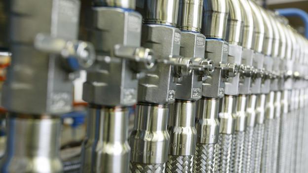 Die Boa AG stellt flexible Metallschläuche her.