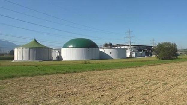 Die geplante Anlage im Wiggertal soll ähnlich gross werden wie die Biogasanlage Inwil.