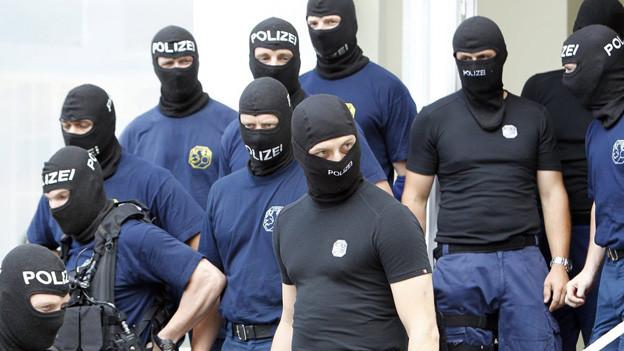 Zwei Polizisten der Sondereinheit Luchs sind nun definitiv freigesprochen.