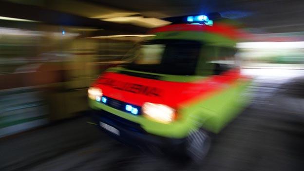 Die beiden verletzten Brüder wurden ins Krankenhaus gebracht.