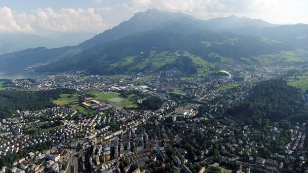 US-Firma will sich in der Agglomeration Luzern ansiedeln