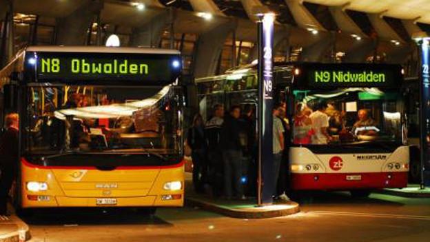 Zwar wird der Nachtbus N9 gestrichen, die Linie N10 bleibt aber erhalten.