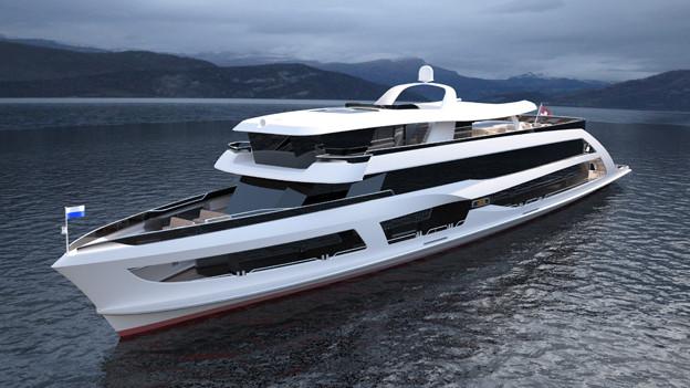 Die SGV erhält ein neues Flaggschiff.