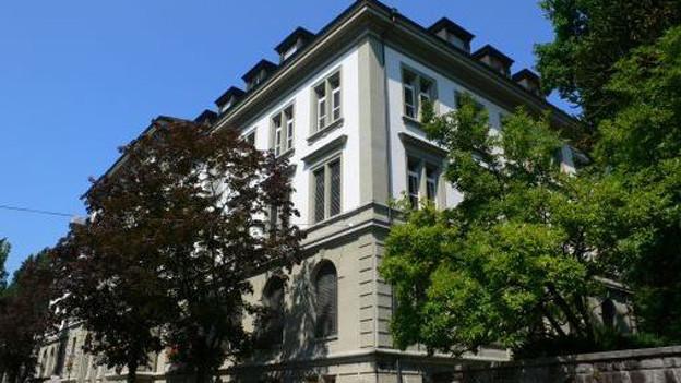 Auch die Kantonsschule Musegg soll pro Jahr eine Woche schliessen.