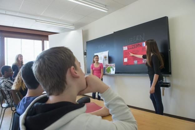 In Luzern wird bei der Bildung gespart.