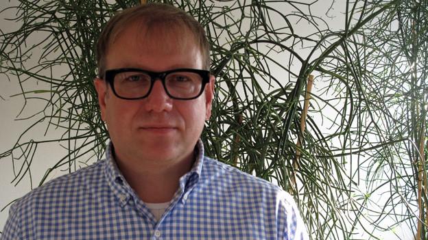 André Blättler, Personalchef der Boa AG, durchlebt gerade eine turbulente Zeit.
