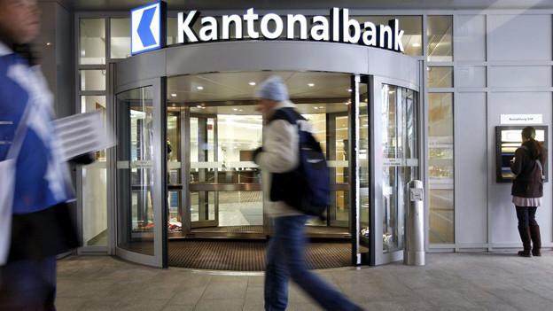 Die Luzerner Kantonalbank kann weiter auf die Staatsgarantie zählen.