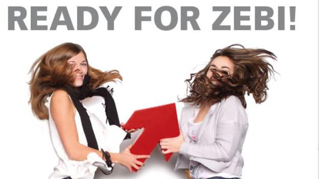 An der Zebi können sich junge Leute über Berufe informieren.