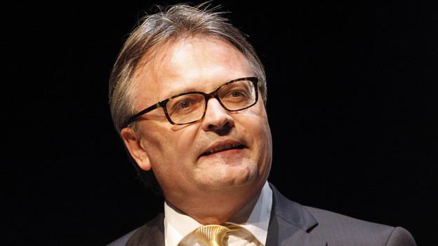 Luzerns Stadtpräsident Stefan Roth und der Stadtrat müssen die Gesamtplanung überarbeiten.
