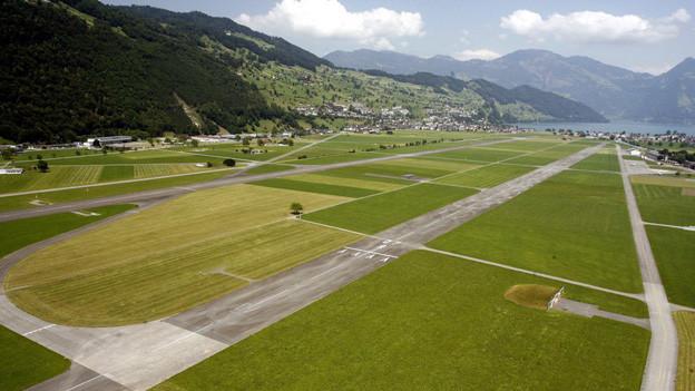 Im nächsten Frühling gastiert die Flugwaffe auf dem Flugplatz Buochs.
