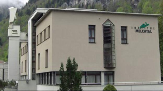 Das ehemalige Institut Melchtal soll der Stiftung mehr Platz bringen.