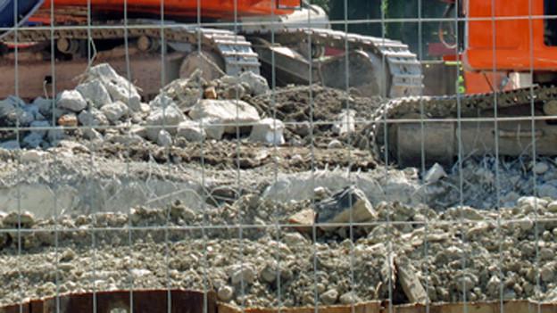 Auf dem Littauerberg braucht es neuen Platz für Bauschutt.