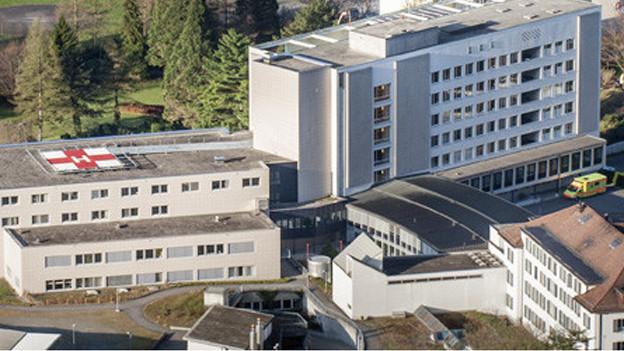 Im Kanton Uri steht mit dem Um- und Neubau des Kantonsspitals ein Grossprojekt an.