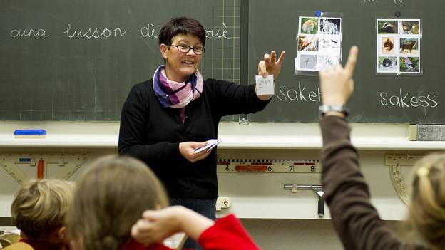 Die Sparmassnahmen des Kantons Luzern beschäftigen die Lehrpersonen