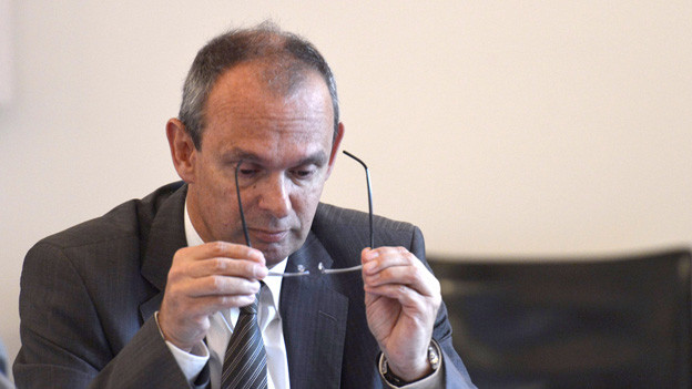 Polizeikommandant Beat Hensler noch stärker unter Druck