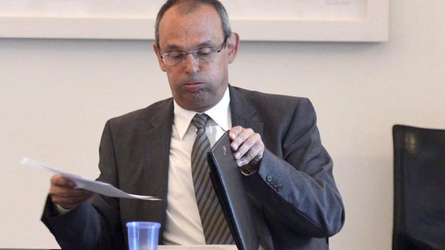 Rücktrittsforderungen gegen Luzerner Polizeichef Beat Hensler