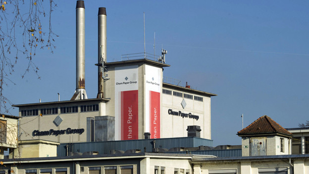Die Cham Paper Group einigt sich mit Angestellten in Italien.