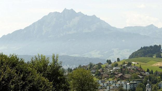Kanton Luzern schafft Regierungsstatthalter ab.
