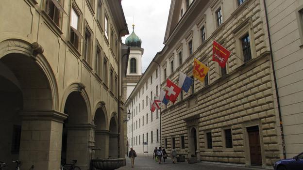 Luzerner Regierungsgebäude