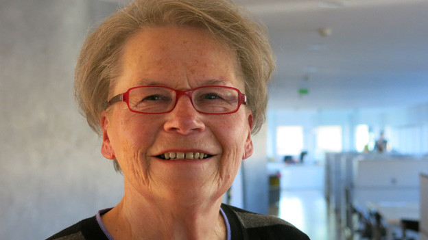Die Co-Präsidentin der Alzheimer-Vereinigung Ob- und Nidwalden Maria Küchler.