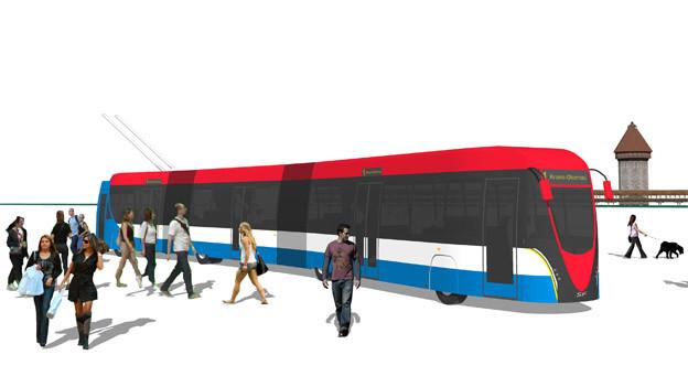 Verbesserungen im Luzerner Busnetz geplant.