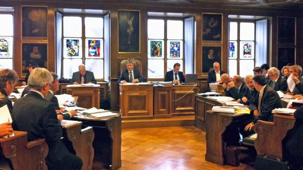 Das Nidwaldner Parlament soll künftig den Polizeichef wählen.