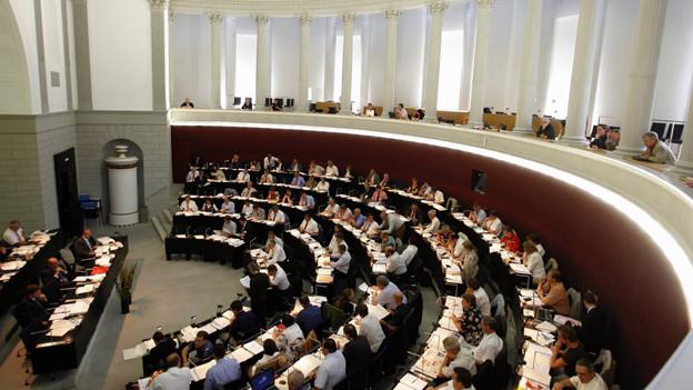 Eine Steuererhöhung würde dem Kanton jährlich zusätzliche 60 Mio. Franken einbringen.