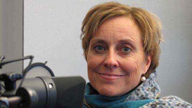 Birgitte Snefstrup hat das neue Beratungsprojekt entwickelt.