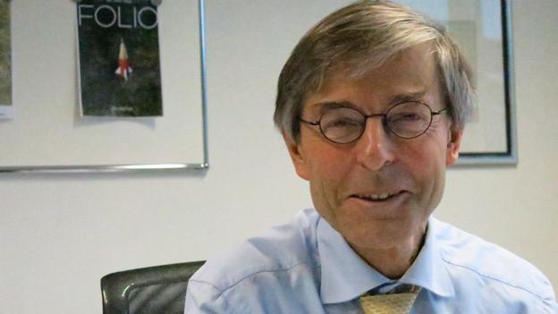 Paul Richli ist bis Ende Juli 2016 gewählt.