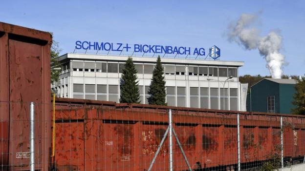 Neuer Chef bei Schmolz & Bickenbach.