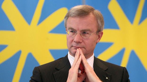 Bernard Kobler geniesst weiterhin das Vertrauen des Verwaltungsrates