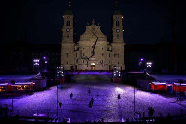 Das Einsiedler Welttheater hatte im Sommer 2013 viel Konkurrenz.