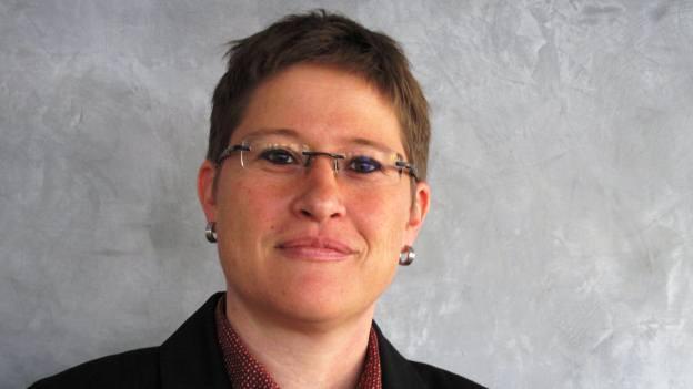 Diana Wider, Dozentin an der Hochschule Luzern.