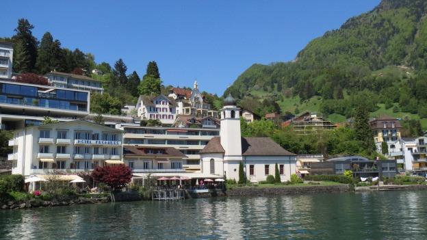 Die Gemeinde Weggis will keine Hotels als Alterssiedlungen.