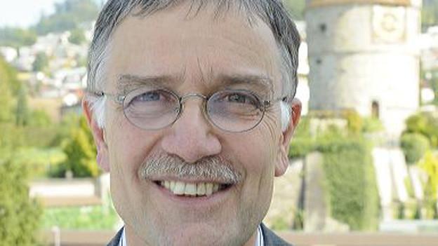 Der Zuger CSP-Stadtrat Andreas Bossard.